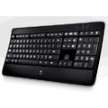 Logitech Wireless Illuminated Keyboard K800 920-002361